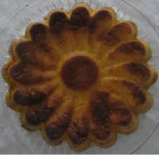 Flower Shaped Squash Kugel