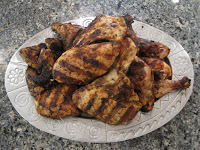 SUPER SPICY GRILLED CHICKEN