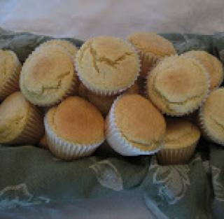 """Camp"" Corn Bread Muffins"