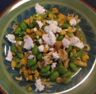 Crunchy Heartland Salad