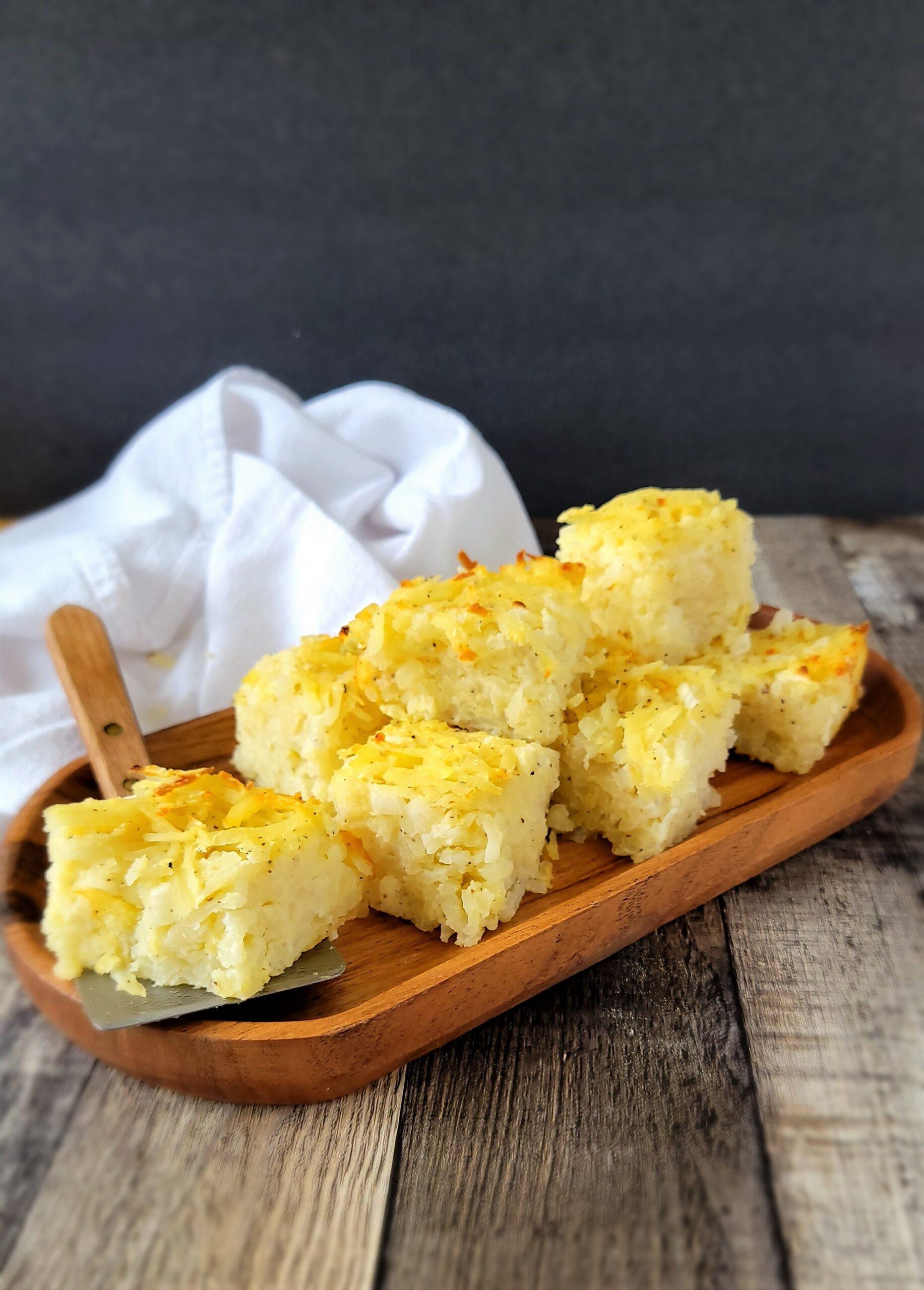 Hash Brown Potato Kugel
