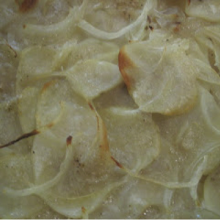 Scalloped Potatoes and The Happiness Box