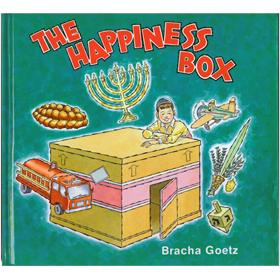 Image of The Happiness Box Book