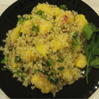 """My-Thai"" Quinoa"