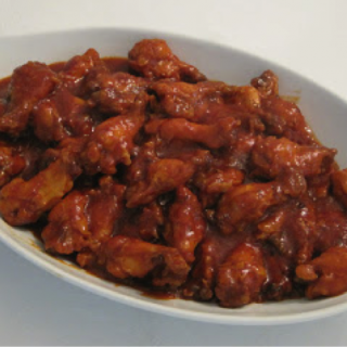 Sweet & Sour Chicken Wings