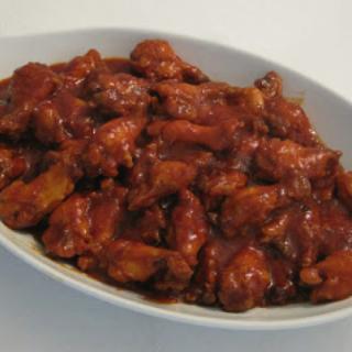 Sweet & Sour Chicken Wings