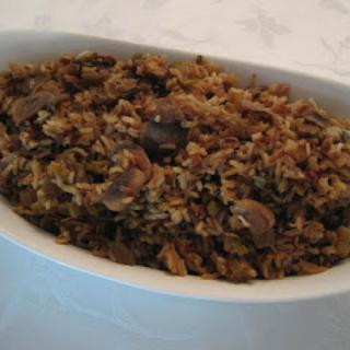 Teriyaki Wild Rice and Challah Braiding