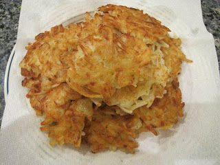 Hash Brown Potato Latkes