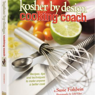 A review of Susie Fishbein's Cooking Coach – Baked Coconut Brown Rice Pilaf & Raspberry Lemon Bars