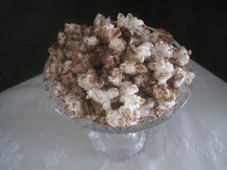 """Pop""ular Purim Recipes – Hot Chocolate Popcorn, Diet Orange Pop Apples, and other Mini-Pop treats"
