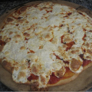 "Garden Fresh ""Gourmet"" Pizzas"