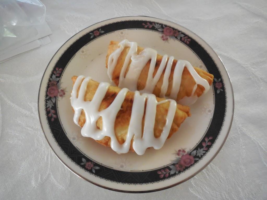 Shipshewana Fried Amish Pies & Stuffed Vegetarian Zucchini