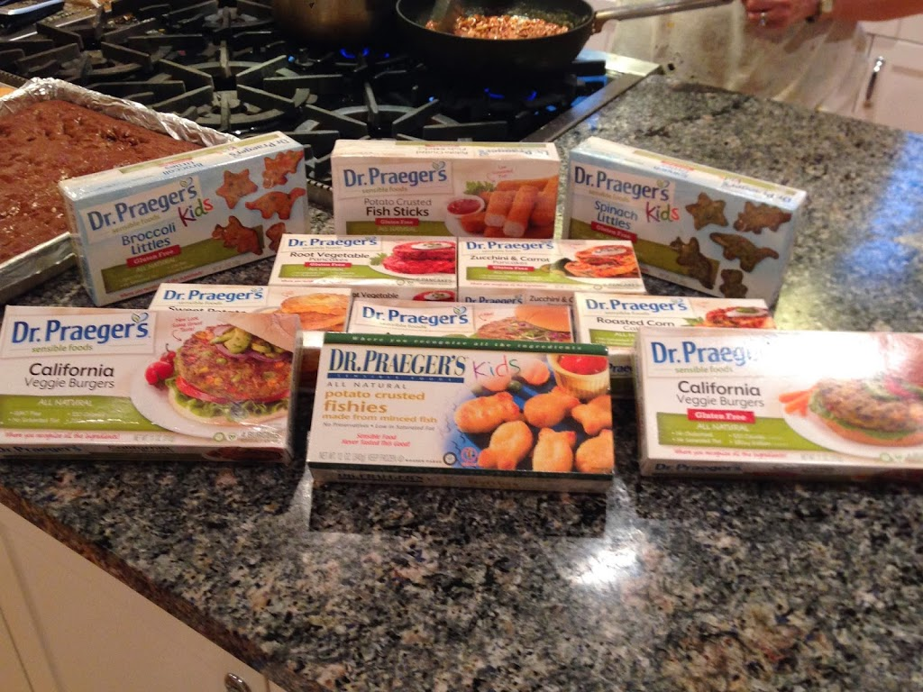 Dr. Praeger's House Call… A review of the latest & greatest Dr. Praeger's products (great for Thanksgivingakkuh!)