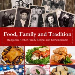 """Food, Family and Tradition – Hungarian Kosher Family Recipes and Remembrances"" Review with Marble Cake & Prunes With Rice Recipes"