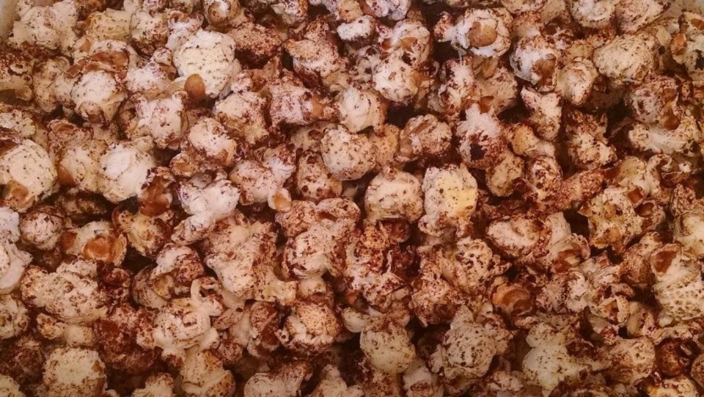 Fun With Popcorn Day!