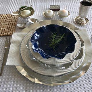 Sophistiplate Elegant Tableware for Passover & GIVEAWAY!