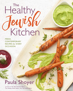 The healthy jewish kitchen a review of paula shoyers new book the healthy jewish kitchen a review of paula shoyers new book potato and scallion latkes with pickled apple sauce kosher everyday forumfinder Images