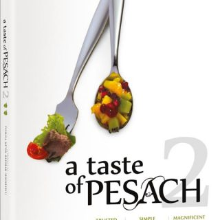 A review of A Taste of Pesach 2 – Praline Chicken