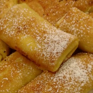Expo Cheese Blintzes – Super simple to make!