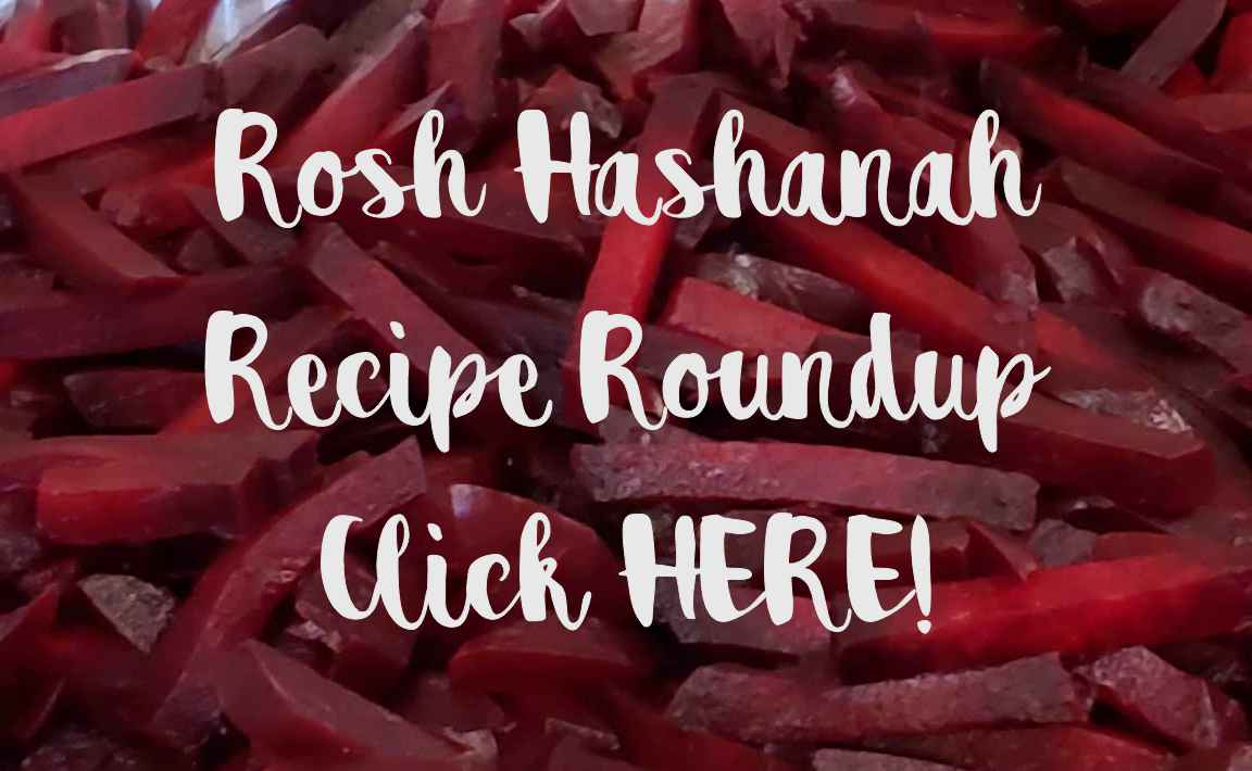Rosh Hashanah Recipes!