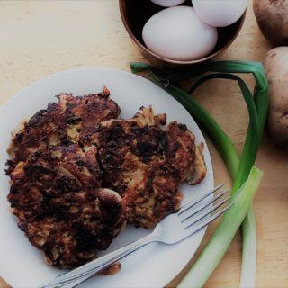 Chanukah Breakfast Latkes
