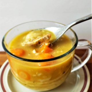 Leftovers Pressure Cooker Chicken Soup & The Easiest Chicken & Potatoes Ever