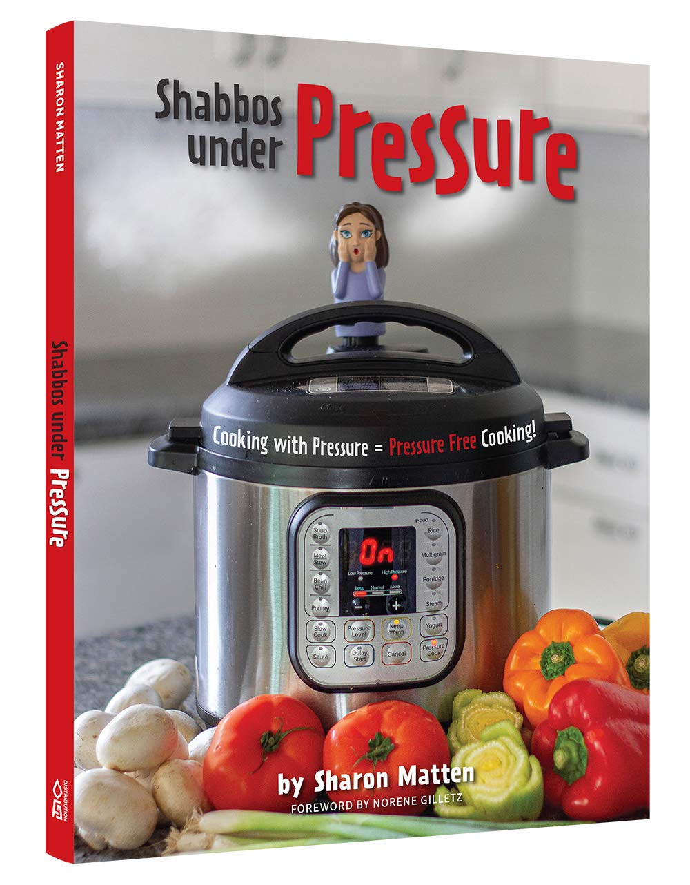 Shabbos Under Pressure is almost here!!  Click the image to add to your wish list!