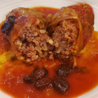 IMPOSSIBLE Stuffed Cabbage