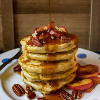 Super Easy Homemade Gluten Free Pancake Mix