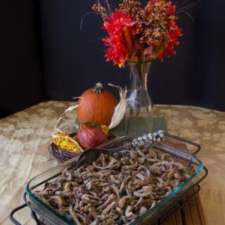 Traditional Green Bean Casserole from Scratch – GF!