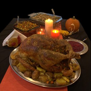 Everything you need to make an awesome Thanksgiving dinner…and a story!