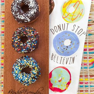 Bakery Style Gluten Free Donuts!  Really!