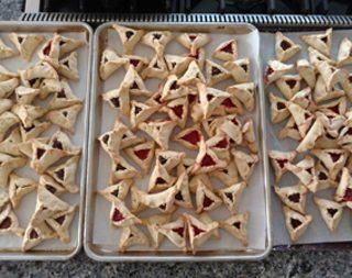 Classic Gluten Free Hamantashen