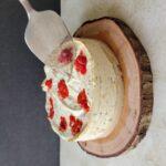 Savory Chive Cheesecake