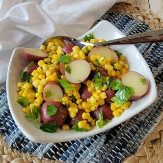 Lemony Potato Salad