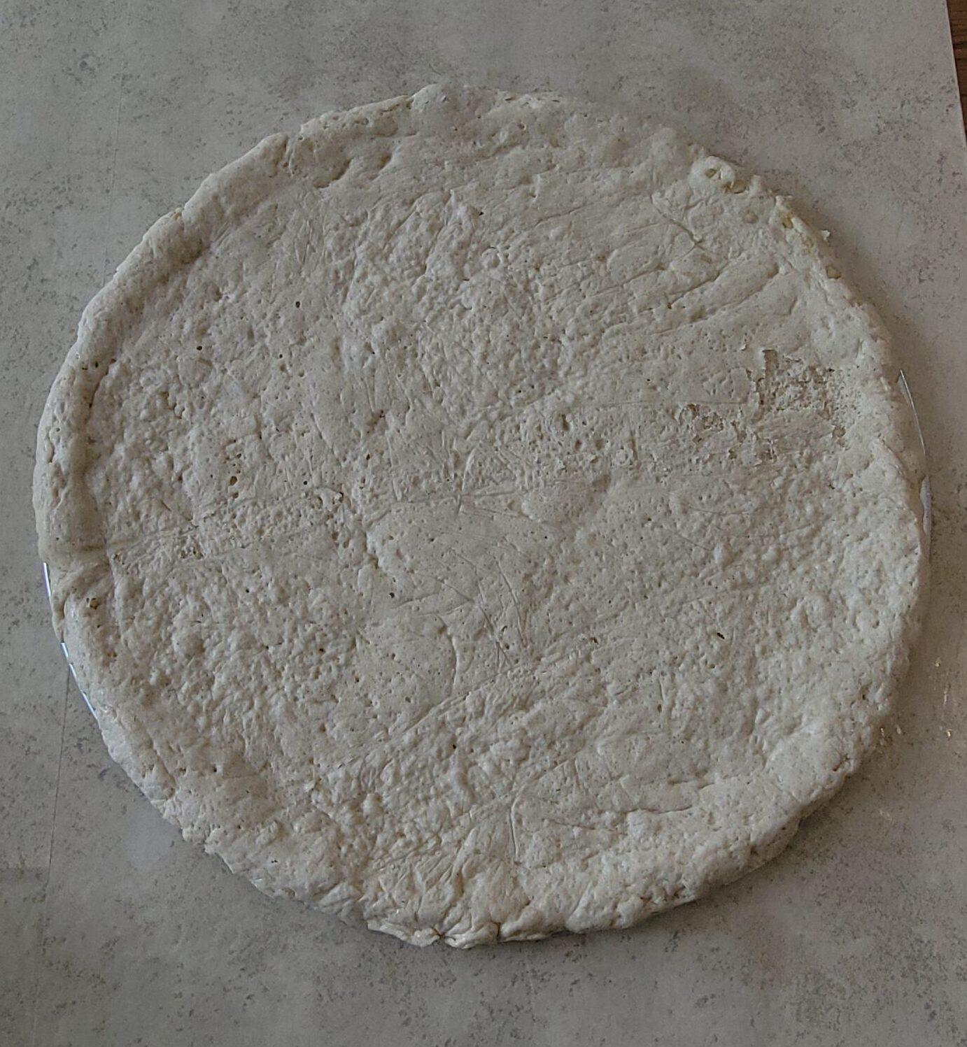 Classic Gluten Free Pizza Crust