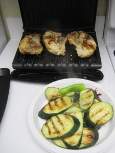 Photo of indoor grill