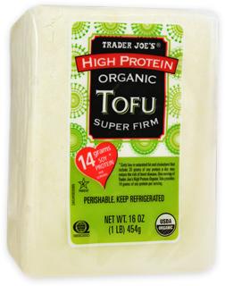 Trader Joe's High Protein Tofu