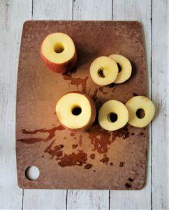Trimmed Apples